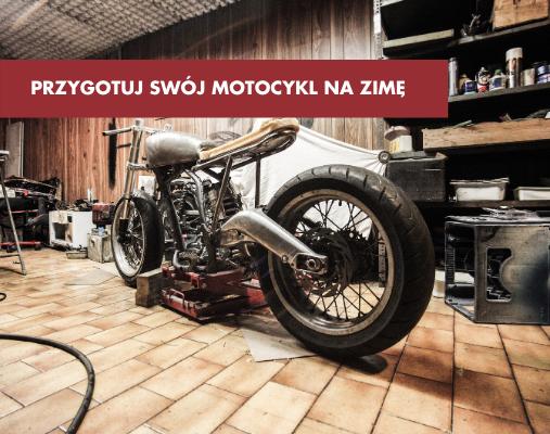 Przygotuj swój motocykl na zimę z Arbiter S.A.
