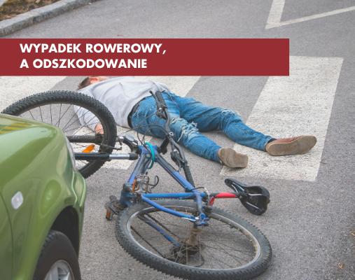 Wypadek rowerowy a odszkodowanie