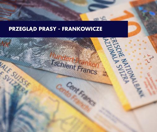 Przegląd prasy - frankowicze